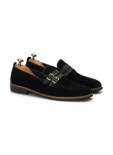 Muggo  M204 Günlük Erkek Ayakkabı Siyah